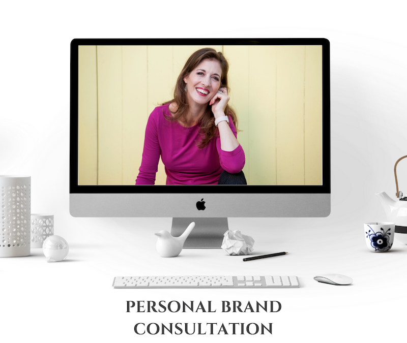 All About You – Personal Branding Consultation