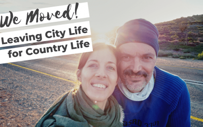 We Moved! Leaving City Life for Country Life! [video]