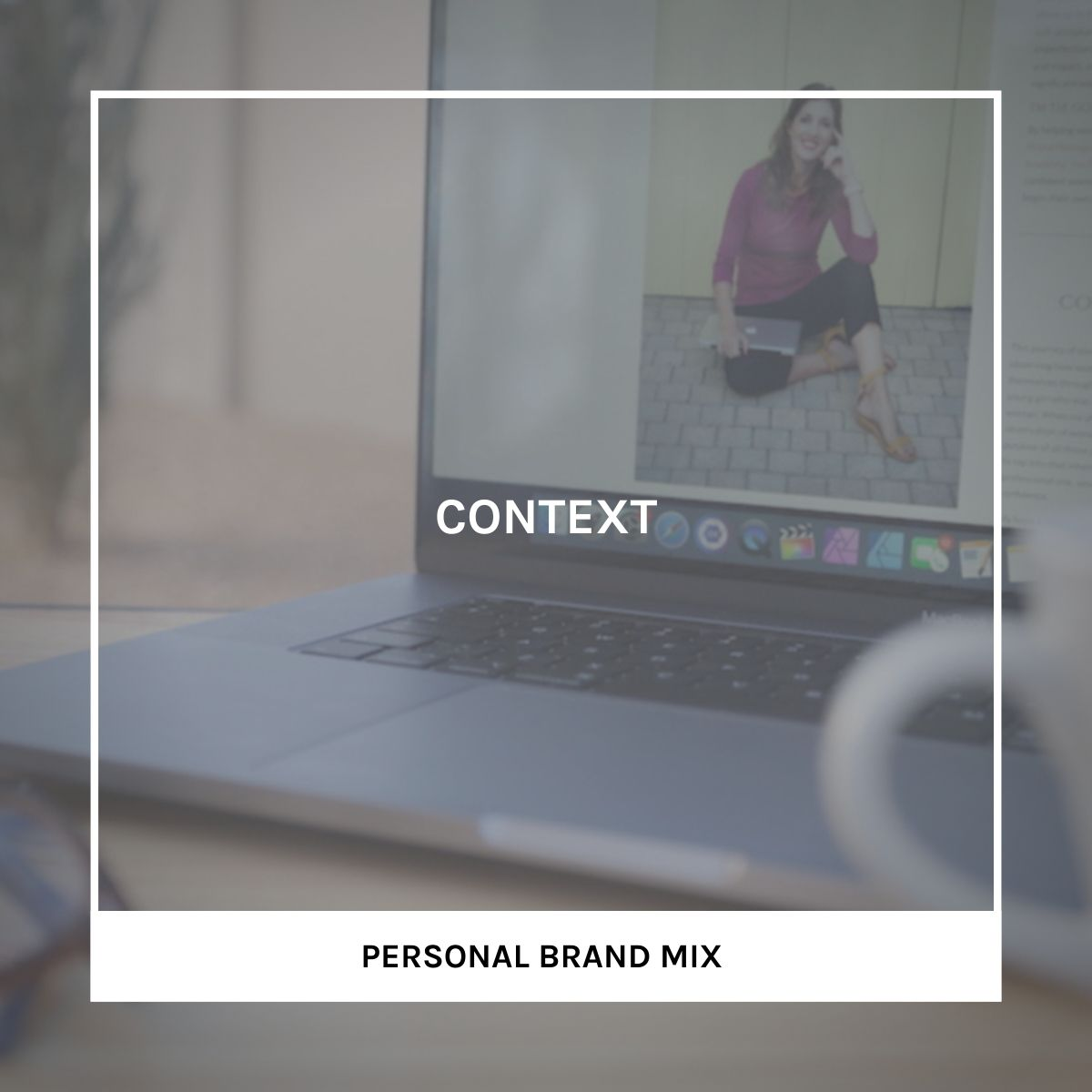 personal brand mix connection
