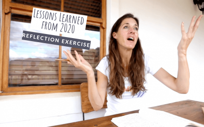 My Lessons Learned from 2020 | Reflection Exercise