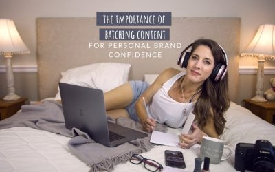The importance of batching your visual content