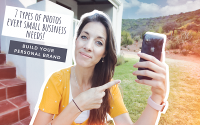 Photos for Small Business: 7 Types of Personal Brand Photos for Visual Content